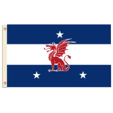 5 ft x 8 ft Single Sided Flags-