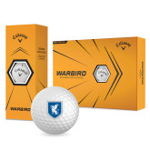 Callaway Warbird Golf Balls 12/pkg-Official Shield