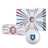 Callaway Supersoft Golf Balls 12/pkg-Official Shield
