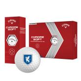 Callaway Chrome Soft Golf Balls 12/pkg-Official Shield