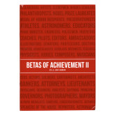 Betas of Achievement II-