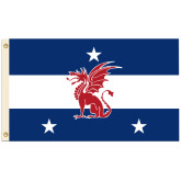9 ft x 15 ft Convention Beta Flag-