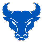 Large Decal-Bull Spirit Mark, 12 inches wide