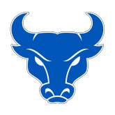 Small Decal-Bull Spirit Mark, 6 inches wide
