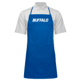 Full Length Royal Apron-Buffalo Word Mark