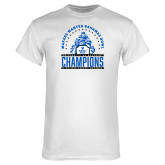 White T Shirt-Bahamas Bowl Champions - Players