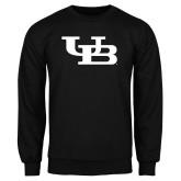 Black Fleece Crew-Interlocking UB