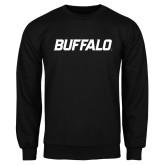 Black Fleece Crew-Buffalo Word Mark