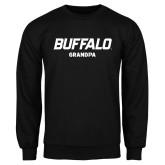 Black Fleece Crew-Grandpa
