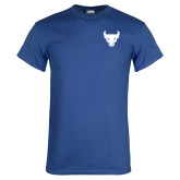 Royal T Shirt-Bull Spirit Mark