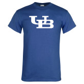 Royal T Shirt-Interlocking UB