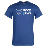 Royal T Shirt-Good To Be Blue