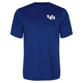 Performance Royal Tee-Interlocking UB