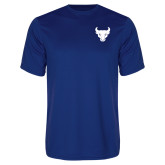 Performance Royal Tee-Bull Spirit Mark
