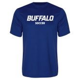 Performance Royal Tee-Soccer