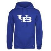 Russell DriPower Royal Fleece Hoodie-Interlocking UB