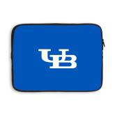 13 inch Neoprene Laptop Sleeve-Interlocking UB