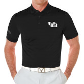Callaway Opti Vent Black Polo-Interlocking UB