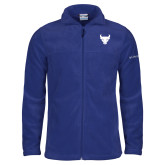 Columbia Full Zip Royal Fleece Jacket-Bull Spirit Mark