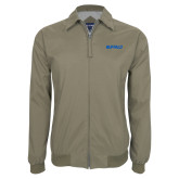 Khaki Players Jacket-Buffalo Word Mark