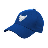 Royal Heavyweight Twill Pro Style Hat-Bull Spirit Mark