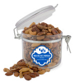 Deluxe Nut Medley Round Canister-Interlocking UB