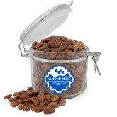 Almond Bliss Round Canister-Interlocking UB