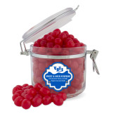 Sweet & Sour Cherry Surprise Round Canister-Interlocking UB