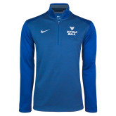 Royal Heather NIKE Coaches 1/4 Zip-