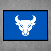 Full Color Indoor Floor Mat-Bull Spirit Mark