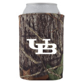 Collapsible Mossy Oak Camo Can Holder-Interlocking UB