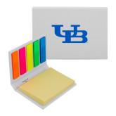 Micro Sticky Book-Interlocking UB
