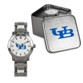 Mens Stainless Steel Fashion Watch-Interlocking UB