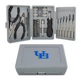 Compact 26 Piece Deluxe Tool Kit-Interlocking UB