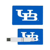 Card USB Drive 4GB-Interlocking UB