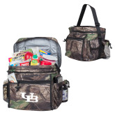 Big Buck Camo Sport Cooler-Interlocking UB