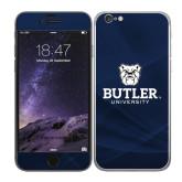 iPhone 6 Skin-Butler University Stacked Bulldog Head