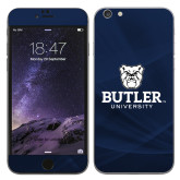 iPhone 6 Plus Skin-Butler University Stacked Bulldog Head