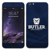 iPhone 6 Plus Skin-Butler University Stacked Bulldog Head