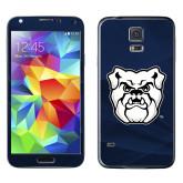 Galaxy S5 Skin-Bulldog Head
