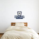 2 ft x 2 ft Fan WallSkinz-Butler University Stacked Bulldog Head