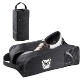 Northwest Golf Shoe Bag-Bulldog Head