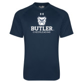 Under Armour Navy Tech Tee-Cheerleading