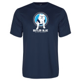 Performance Navy Tee-Butler Blue III