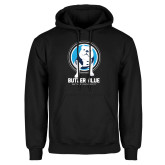 Black Fleece Hoodie-Butler Blue III