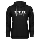 Adidas Climawarm Black Team Issue Hoodie-Butler University