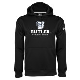 Under Armour Black Performance Sweats Team Hoodie-Athletic Bands