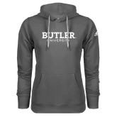 Adidas Climawarm Charcoal Team Issue Hoodie-Butler University