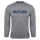 Performance Steel Longsleeve Shirt-Butler