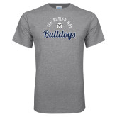 Grey T Shirt-The Butler Way